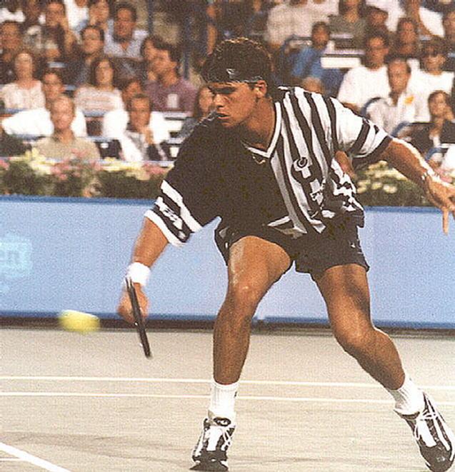 Tennis - Mark Phillipoussis
