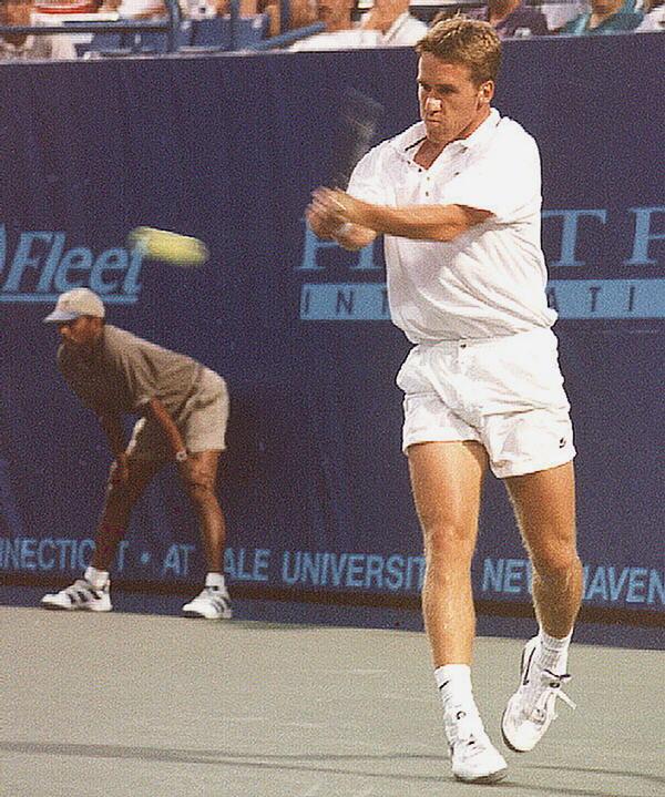 Tennis - Alex O'Brien