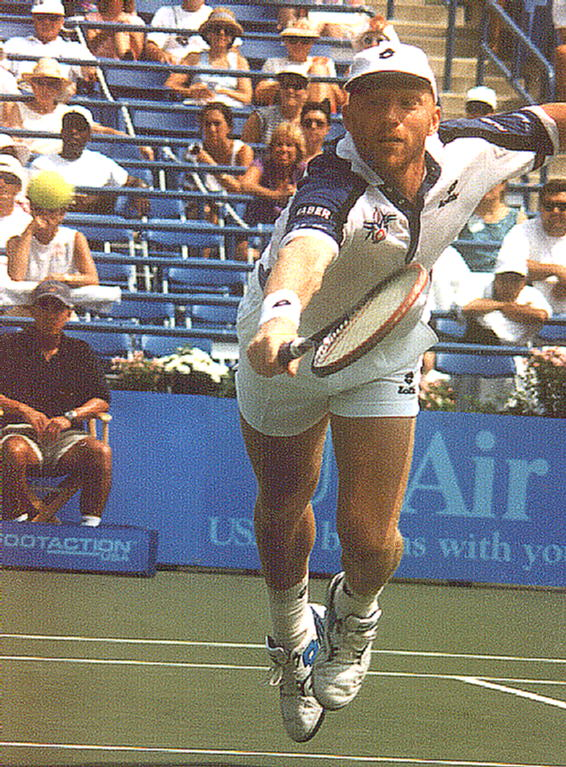 Tennis - Boris Becker