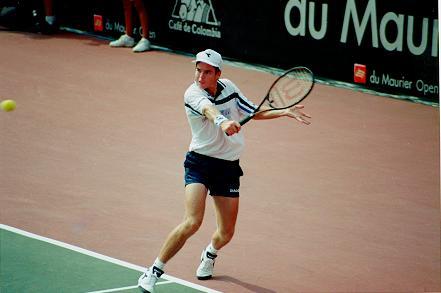 Tennis - Todd Woodbridge