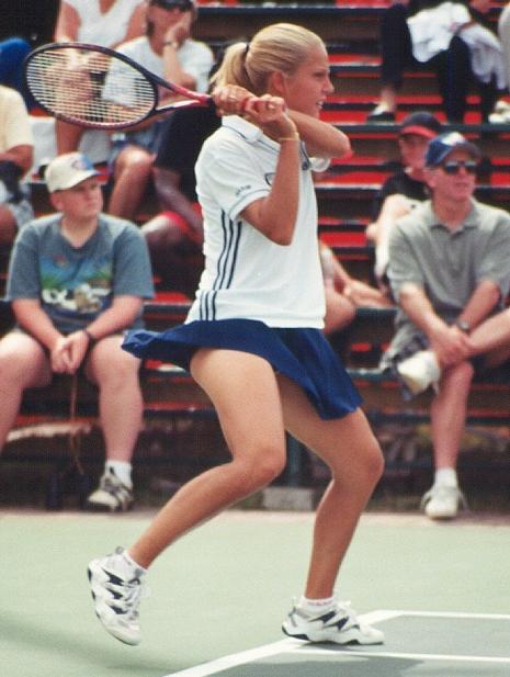 Tennis - Asa Carlsson