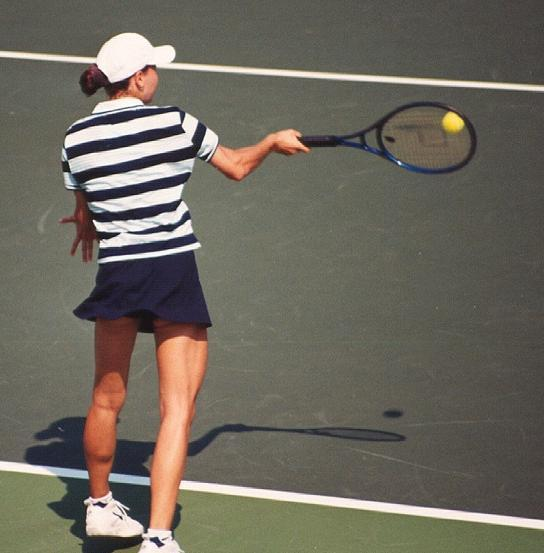 Tennis - Cristina Popescu