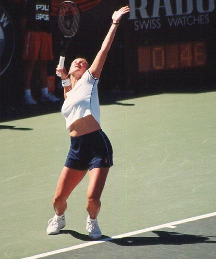 Tennis - Mary Pierce