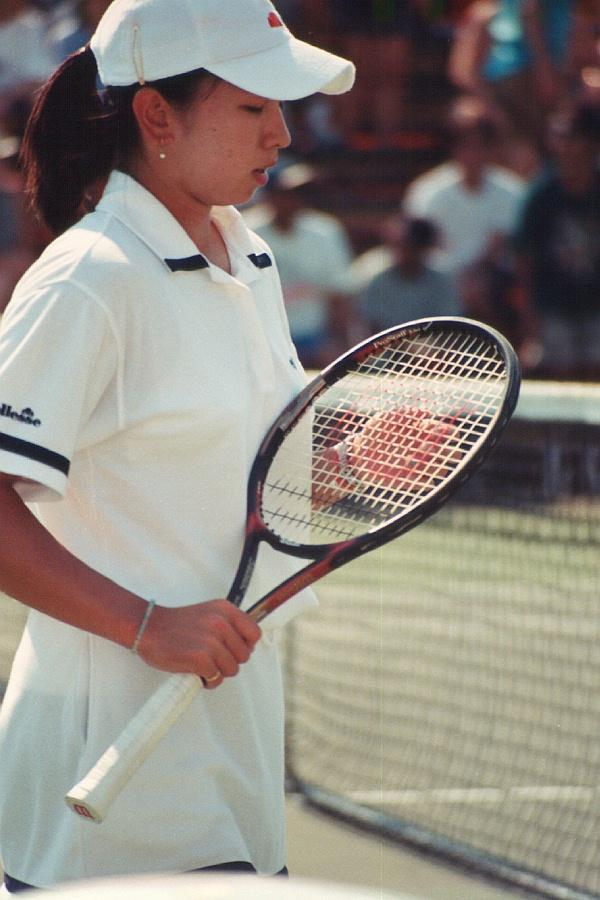 Tennis - Miho Saeki
