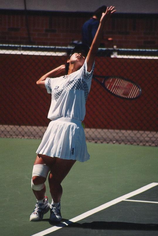 Tennis - Naoko Kijimuta