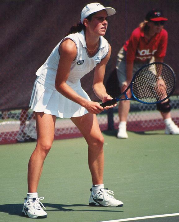 Tennis - Natalie Dechy