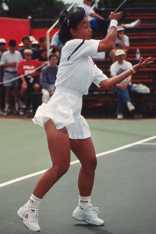 Tennis - Patricia Hy Boulais