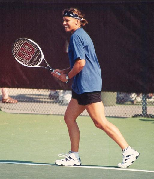 Tennis - Sabine Appelmans