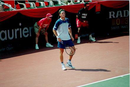 Tennis - Thomas Enqvist