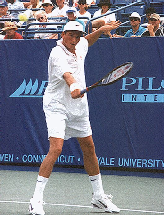 Tennis - Richard Krajicek