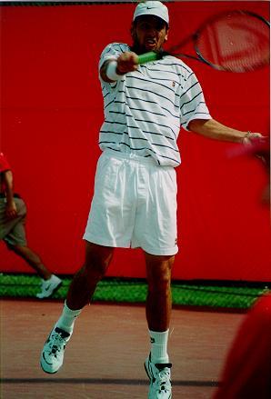 Tennis - Cedric Pioline