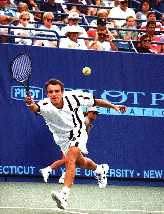 Tennis - Mats Wilander