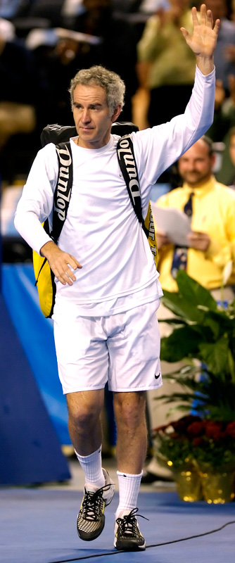 Tennis - John McEnroe