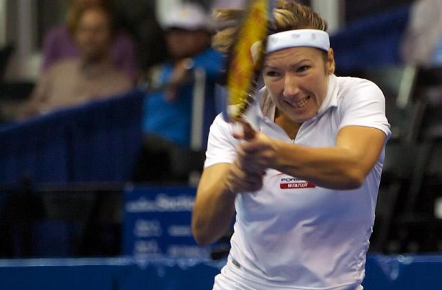 Tennis - Kveta Peschke
