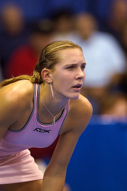 Tennis - Nicole Vaidisova