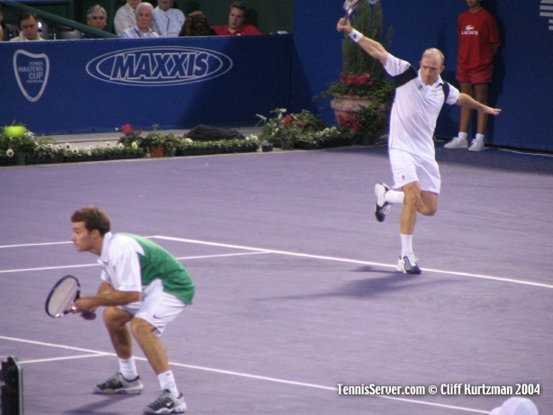 Tennis - Kevin Ullyett (right) and Wayne Black