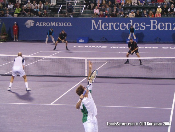 Tennis - Kevin Ullyett (right) and Wayne Black - Bryan Brothers - Mike Bryan and Bob Bryan