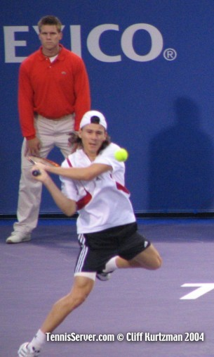 Tennis - Guillermo Coria