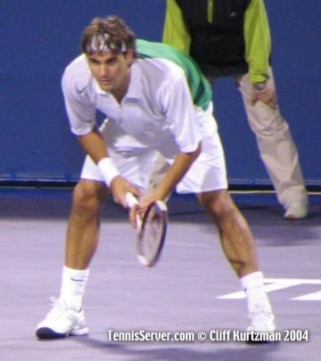 Tennis - Roger Federer