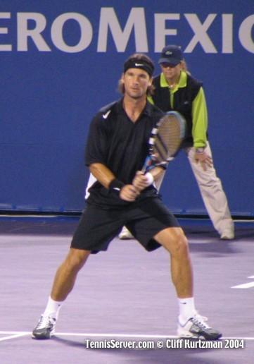 Tennis - Carlos Moya
