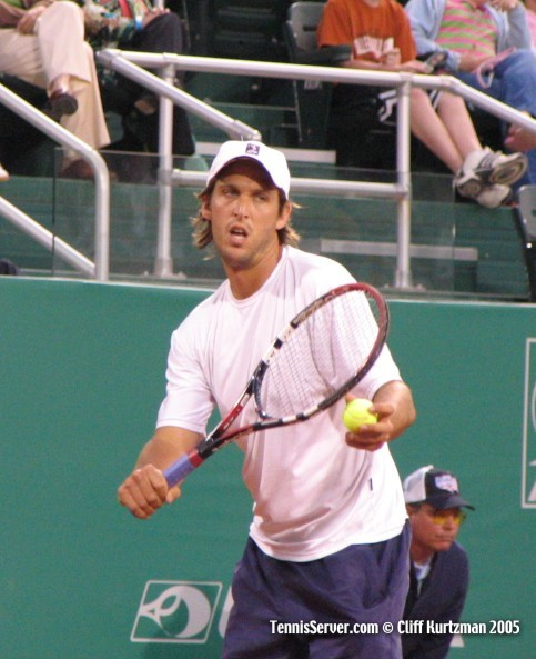 Tennis - Martin Garcia
