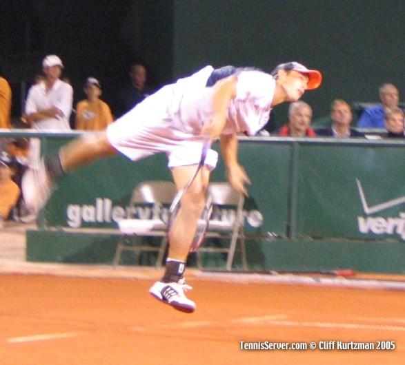 Tennis - Tres Davis