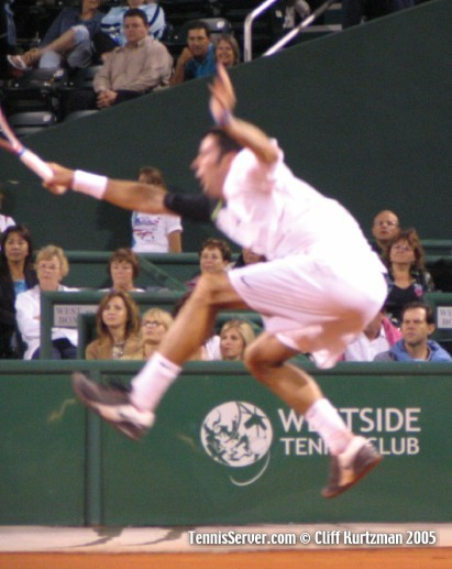 Tennis - Jeff Morrison