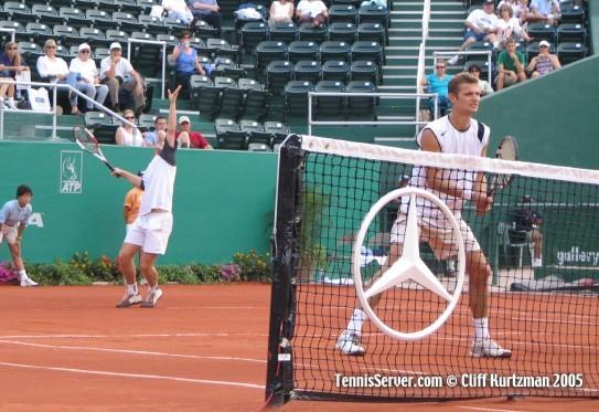 Tennis - Tomas Cibulec - Mariusz Fyrstenberg