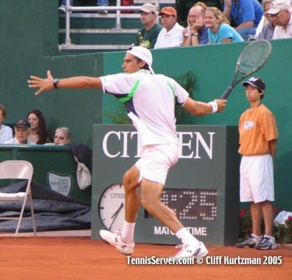 Tennis - Alex Calatrava