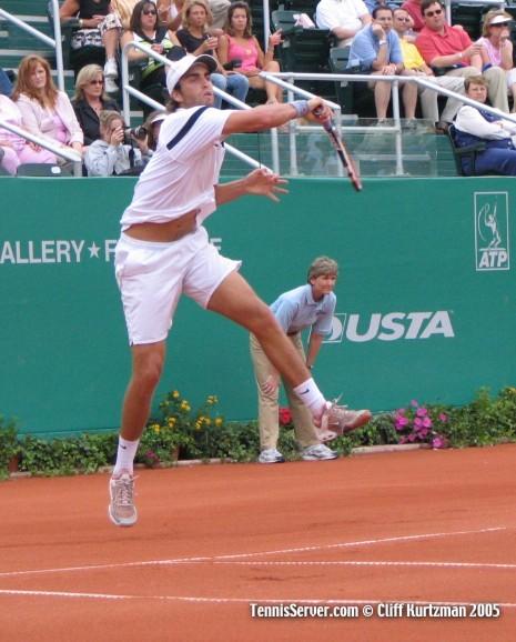 Tennis - Matias Boeker