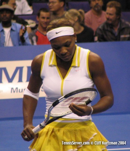 Tennis Legend Serena Williams - Goes Raw