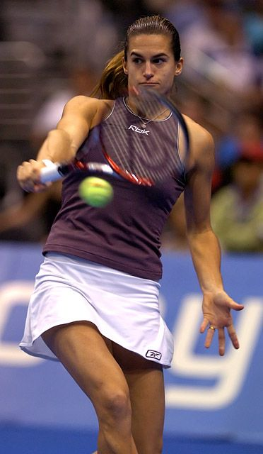 Tennis - Amelie Mauresmo