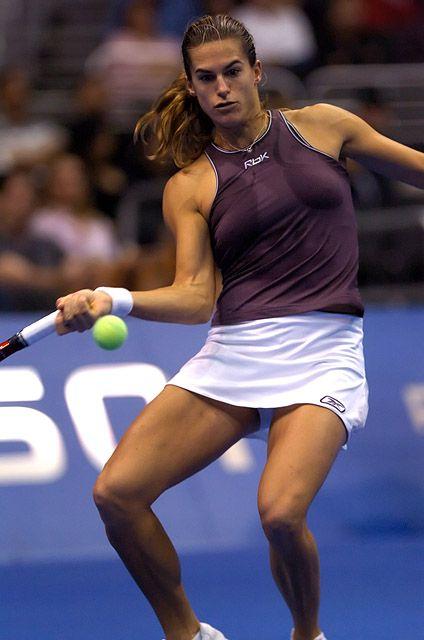 Tennis - Amelie Mauresmo