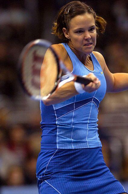 Tennis - Lindsay Davenport