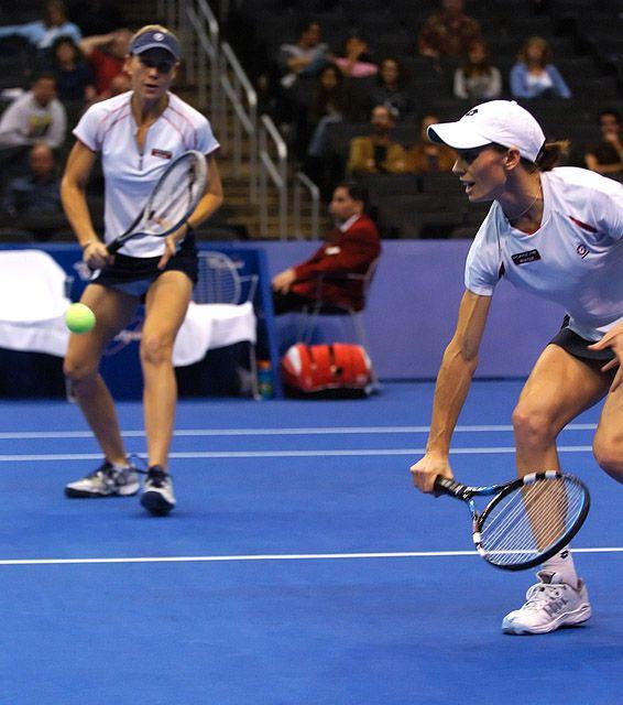Tennis - Cara Black - Rennae Stubbs