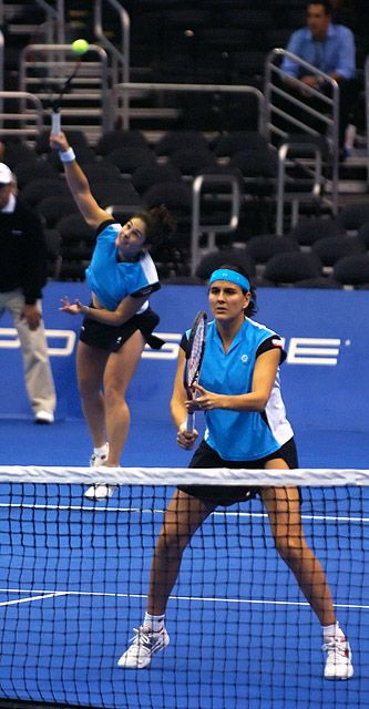 Tennis - Conchita Martinez - Virginia Ruano Pascual