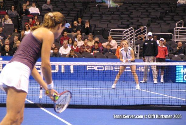 Tennis - Amelie Mauresmo - Kim Clijsters