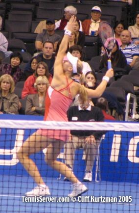 Tennis - Elena Dementieva