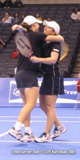 Tennis - Lisa Raymond - Samantha Stosur