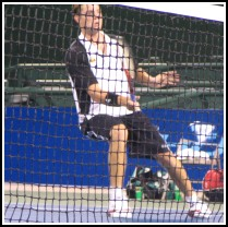 Tennis - Ryan Newport