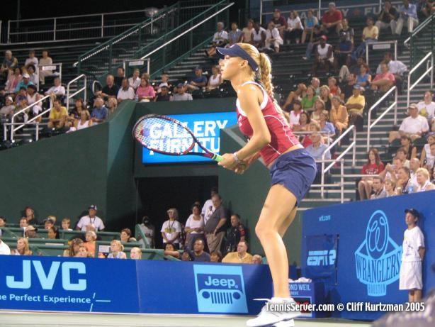 Tennis - Anna Kournikova