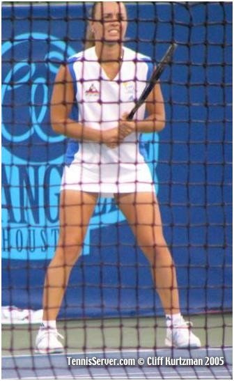 Tennis - Martina Hingis