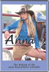 >A Date with Anna: The Making of the Anna Kournikova Calendar - DVD