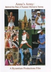 >Anna's Army: Behind the Rise of Russian Women's Tennis - DVD