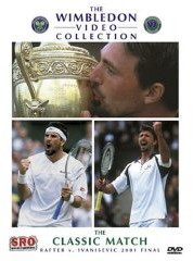 Wimbledon 2001 Final: Rafter Vs Ivanisevic DVD