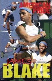 James Blake Poster, 22