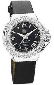 Tag Heuer Formula 1 Maria Sharapova Ladies Diamond Black Watch