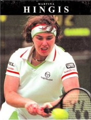 Martina Hingis by Richard Rambeck