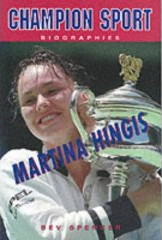 Martina Hingis by Bev Spencer