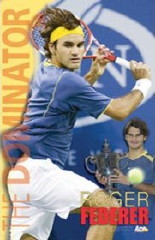 Roger Federer Poster, 24x36
